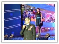 Выступление ветерана ВОВ